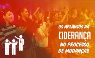 palestra de liderança Marco Zanqueta Os Aplausos da Liderança