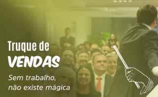 palestra de vendas Marco Zanqueta Truque de Vendas