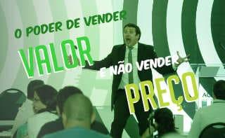 Palestra de Vendas Marco Zanqueta Vender Valor e não Vender Preço