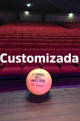 Palestra Customizada Marco Zanqueta
